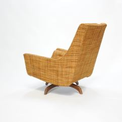 Adrian Pearsall Rocking Chair Disposable Covers Club For Sale At 1stdibs