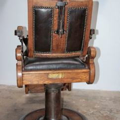 Antique Dentist Chairs Windsor Black Italian Vintage Barber Chair At 1stdibs