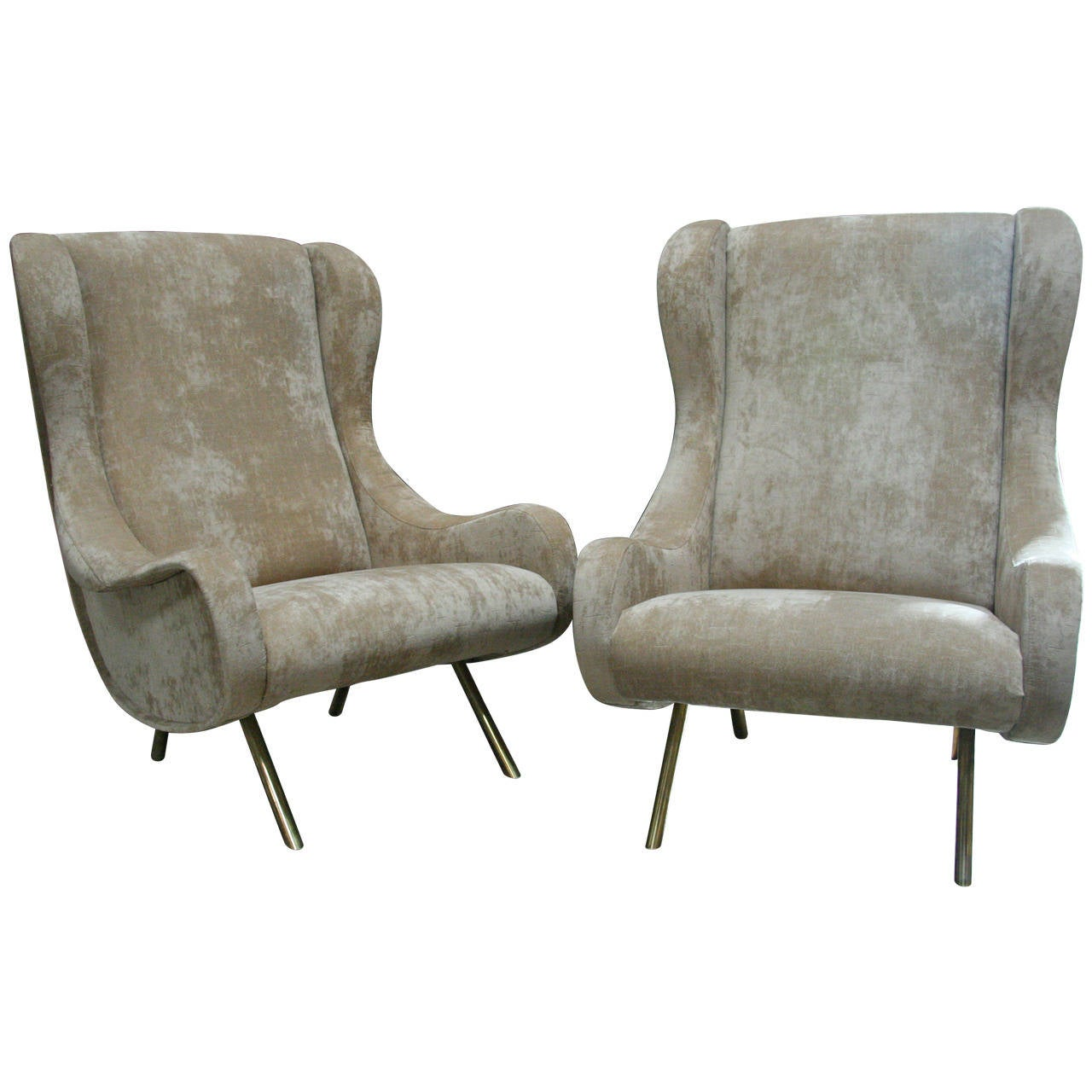 chairs for seniors portable salon chair marco zanuso quotsenior quot lounge at 1stdibs