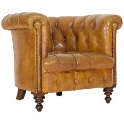 Arm Chairs For Sale Spandex Chair Covers Banquet Leather Chesterfield Armchair At 1stdibs