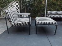 Muriel Coleman Lounge Chair and Ottoman at 1stdibs