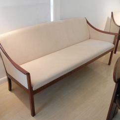 Sofa Rose Wood Wayfair Bed Ole Wanscher Rosewood And Armchair At 1stdibs