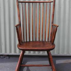 Windsor Rocking Chair Cushions Dining Seat Covers John Lewis 19th Century From Pennsylvania At