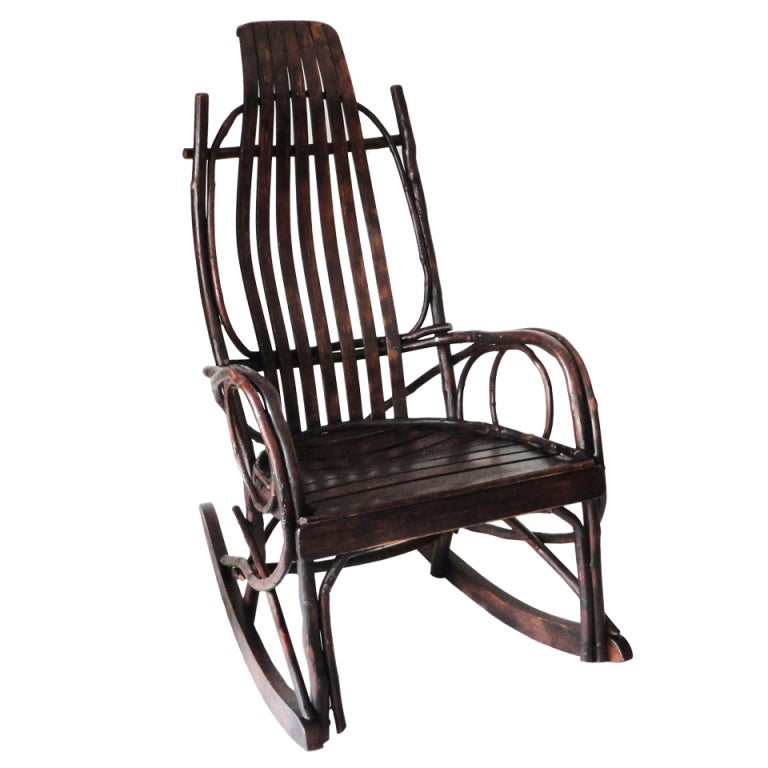 children rocking chairs contemporary living room amish child s bentwood chair for sale at 1stdibs