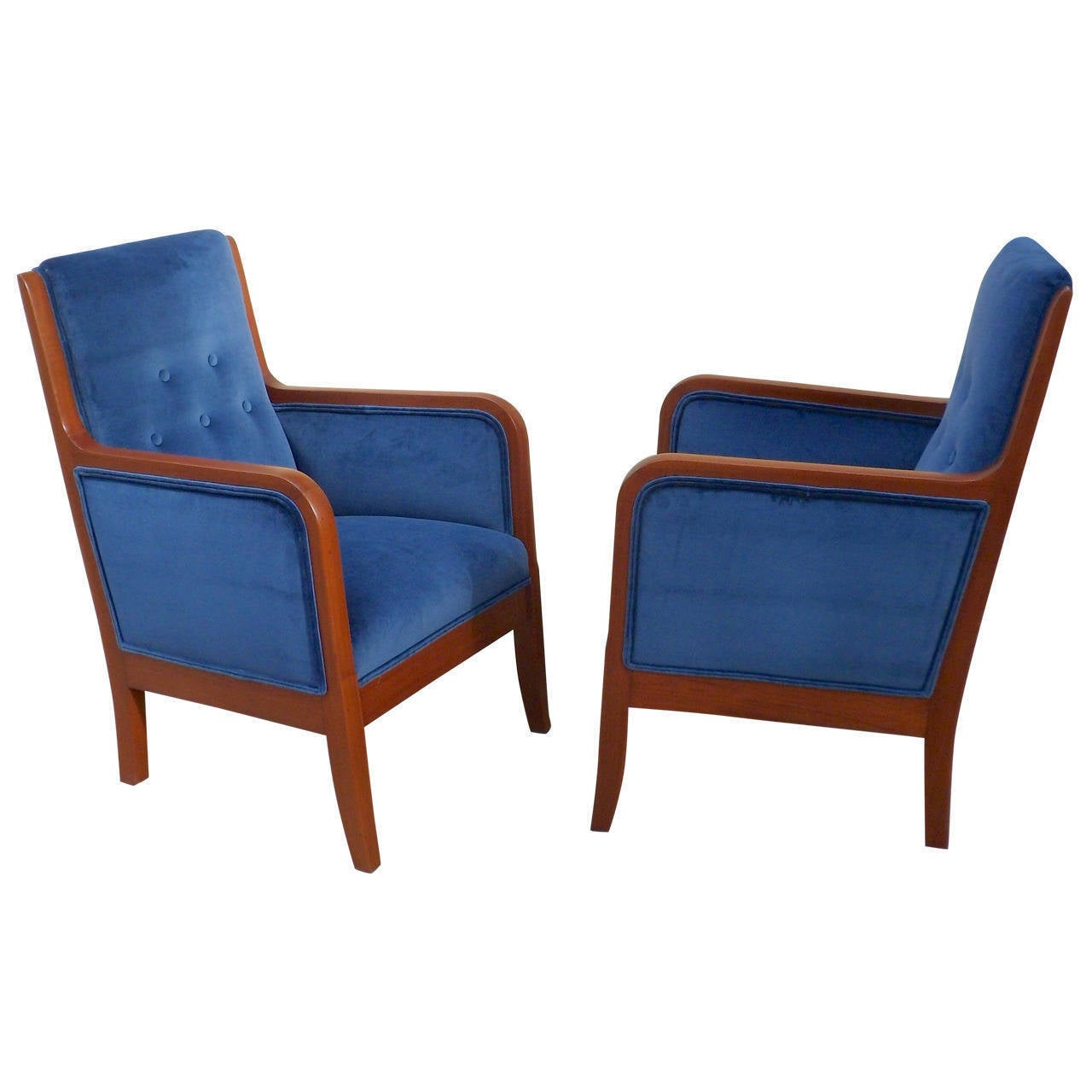 Small Arm Chairs Pair Of Small Scale Swedish Art Deco Armchairs Circa 1920