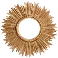 Starburst Mirror at 1stdibs