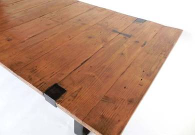 Reclaimed Wood Dining Room Tableprekuteng Info