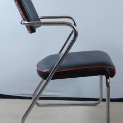 Z Chair For Sale Coleman Folding Chairs With Side Table Pair Of Royalchrome By Gilbert Rohde Royal