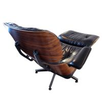 Eames Herman Miller Classic Lounge Chair and Ottoman at ...