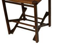 1960's Folding Italian Valet Chair at 1stdibs