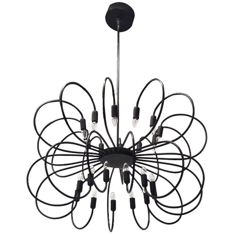 Ceiling Fixture by Lightolier Circa 1970 American at 1stdibs