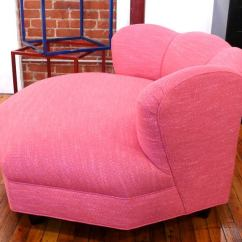 Swivel Chair In Spanish Flight Sim Motion Scalloped Snuggle At 1stdibs