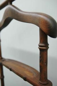 An Italian Folding Valet Chair at 1stdibs