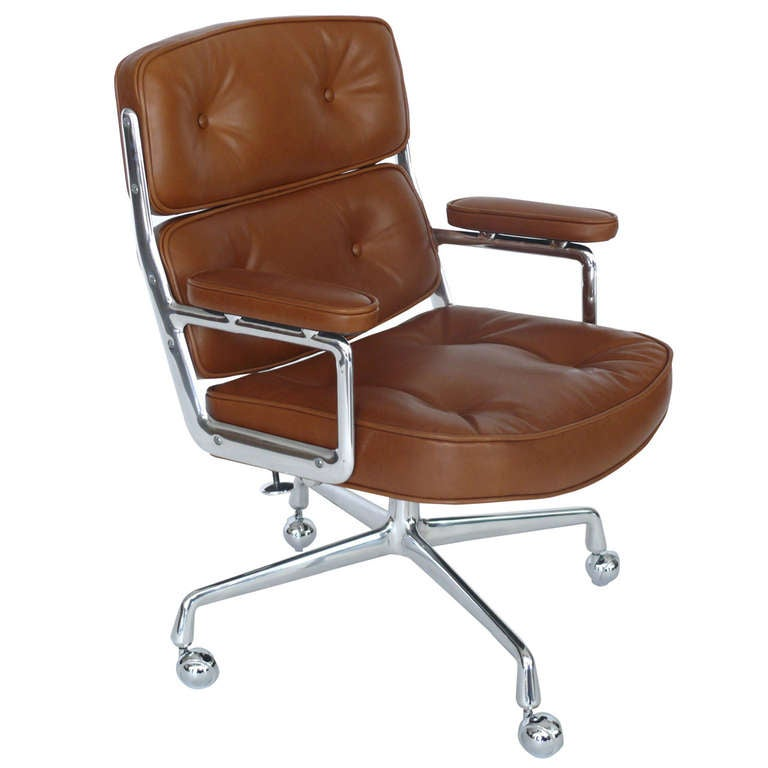 Eames Time Life Chair at 1stdibs