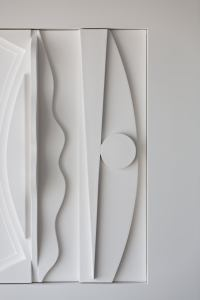 Sculptural Wall Panels For Sale at 1stdibs