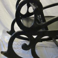 1920s Rocking Chair Balance Ball Desk Benefits Oversized France For Sale At 1stdibs