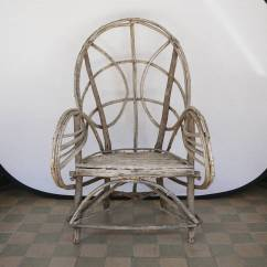 Veranda Chair Design Blue Kitchen Covers Vintage Adirondack Twig Or Lawn For Sale At