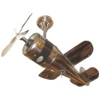 1930's Art Deco Airplane Ceiling Fan at 1stdibs
