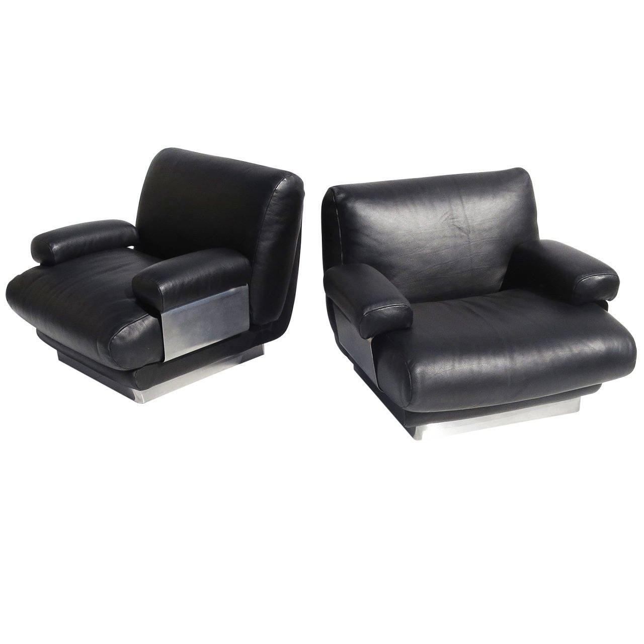 buffalo leather chair marcel breuer cesca replacement cane seat uk jacques charpentier club chairs in and