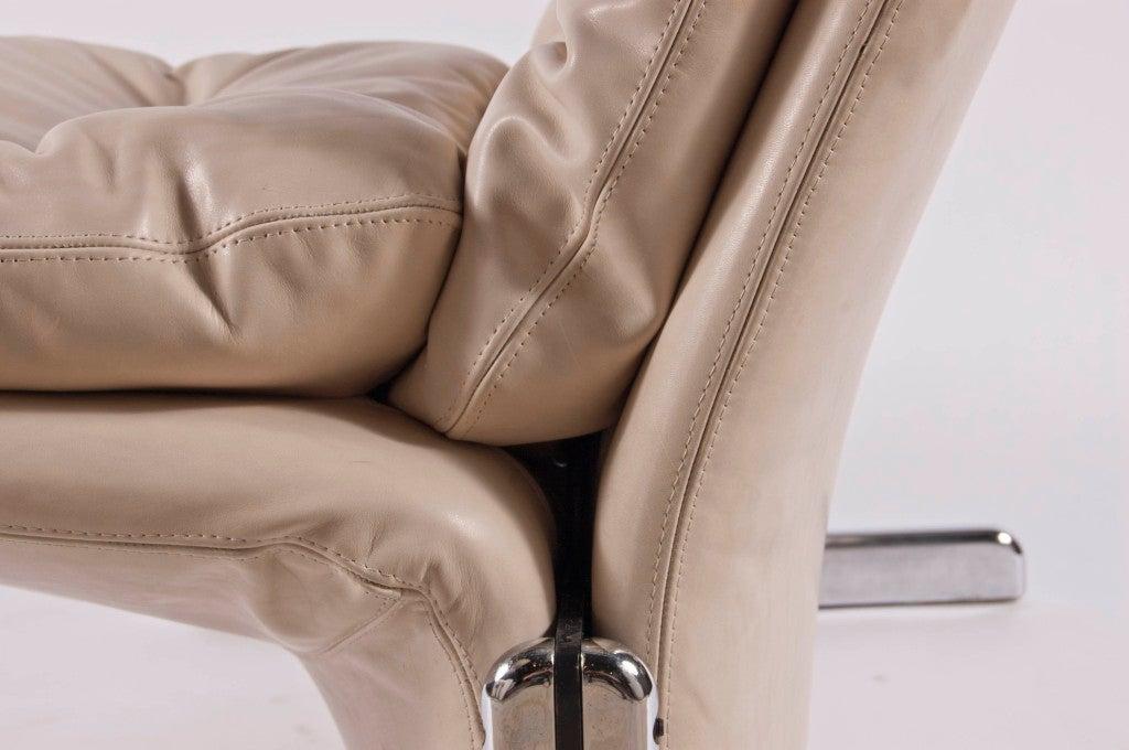 Sandwich Lounge Chairs by Titina Ammannati and Giampero