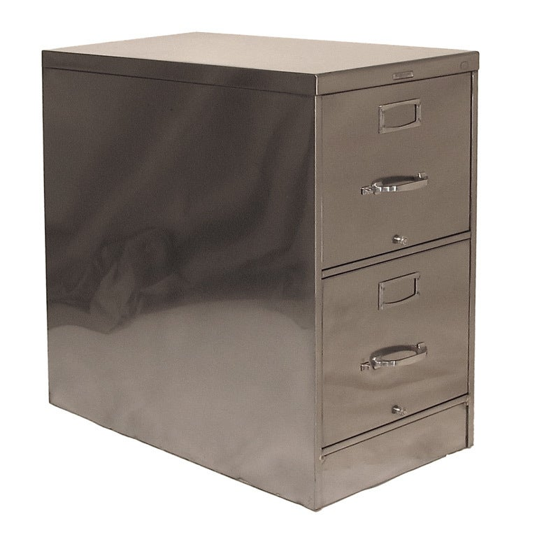 Steelcase File Cabinet at 1stdibs