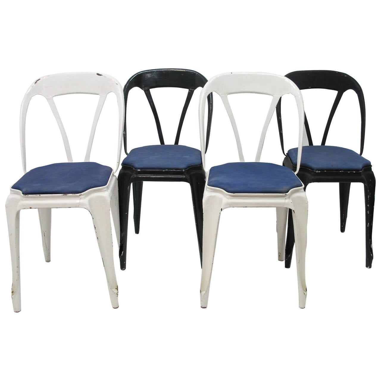 parisian cafe chairs posture desk stool french at 1stdibs