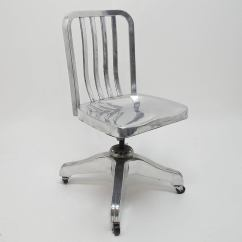 Bauhaus Swivel Chair Images Industrial Aluminum Desk At 1stdibs