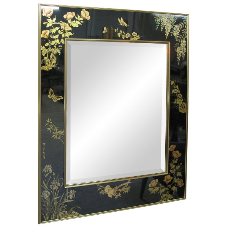 Mirror By La Barge At 1stdibs