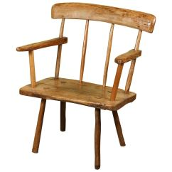 Pine Kitchen Chairs Ireland Wicker Chair Seat Cushion Covers An Irish And Oak Quothearthside Quot Circa 1840 At