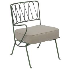 Indoor Outdoor Chairs Stairway Chair Lift Since Arm Corner By Salterini At 1stdibs