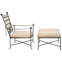 Outdoor Chair And Ottoman Academy Beach Chairs Elegant Patio Lounge By Mario Papperzini