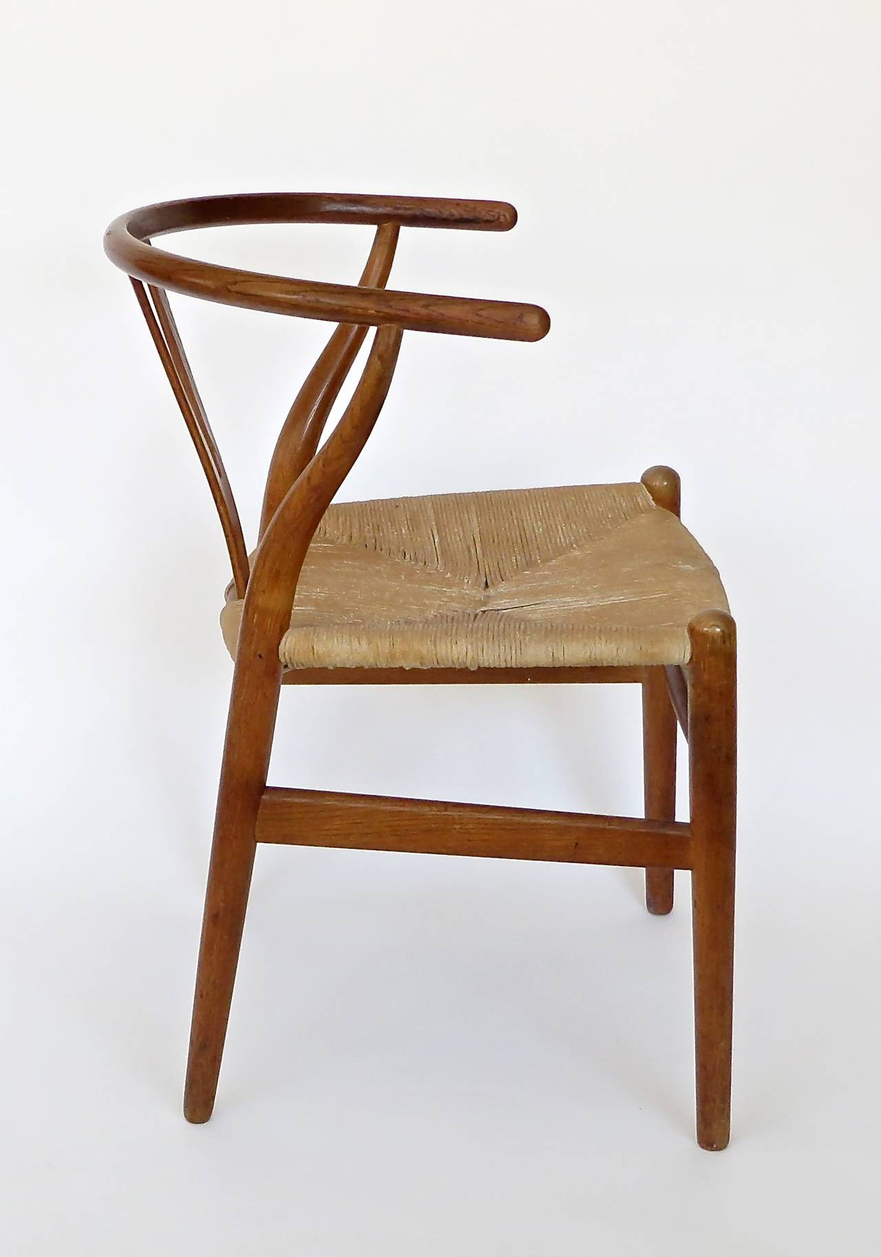 wishbone chairs outdoor chair covers adelaide danish ch 24 by hans wegner at 1stdibs