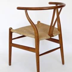 Wishbone Chairs Rocking Chair Nursery Danish Ch 24 By Hans Wegner At 1stdibs