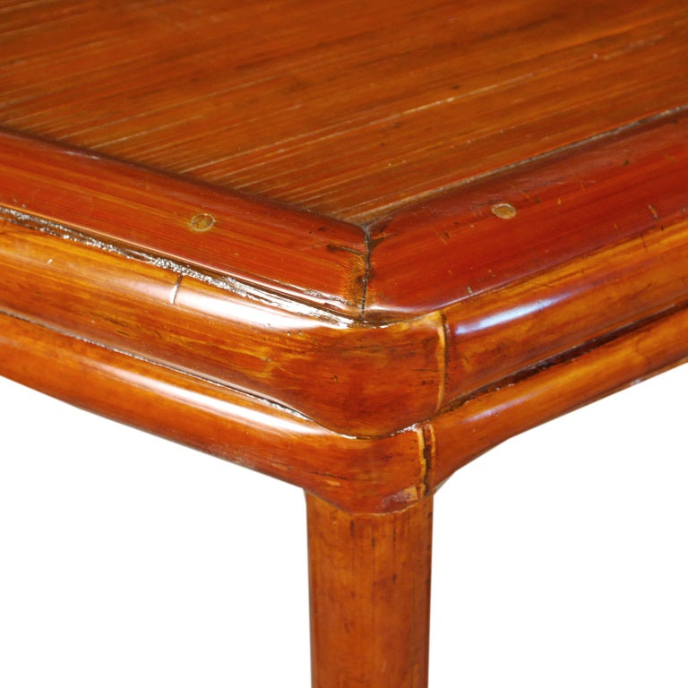 Vintage Chinese Six Sided Table For Sale At 1stdibs
