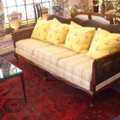 Colonial Sofa Sets Best Cheap Sofas Australia British Double Cane At 1stdibs