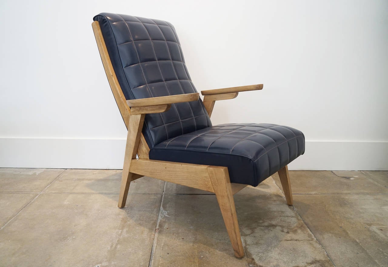 quilted swivel chair small wooden lounge chairs at 1stdibs