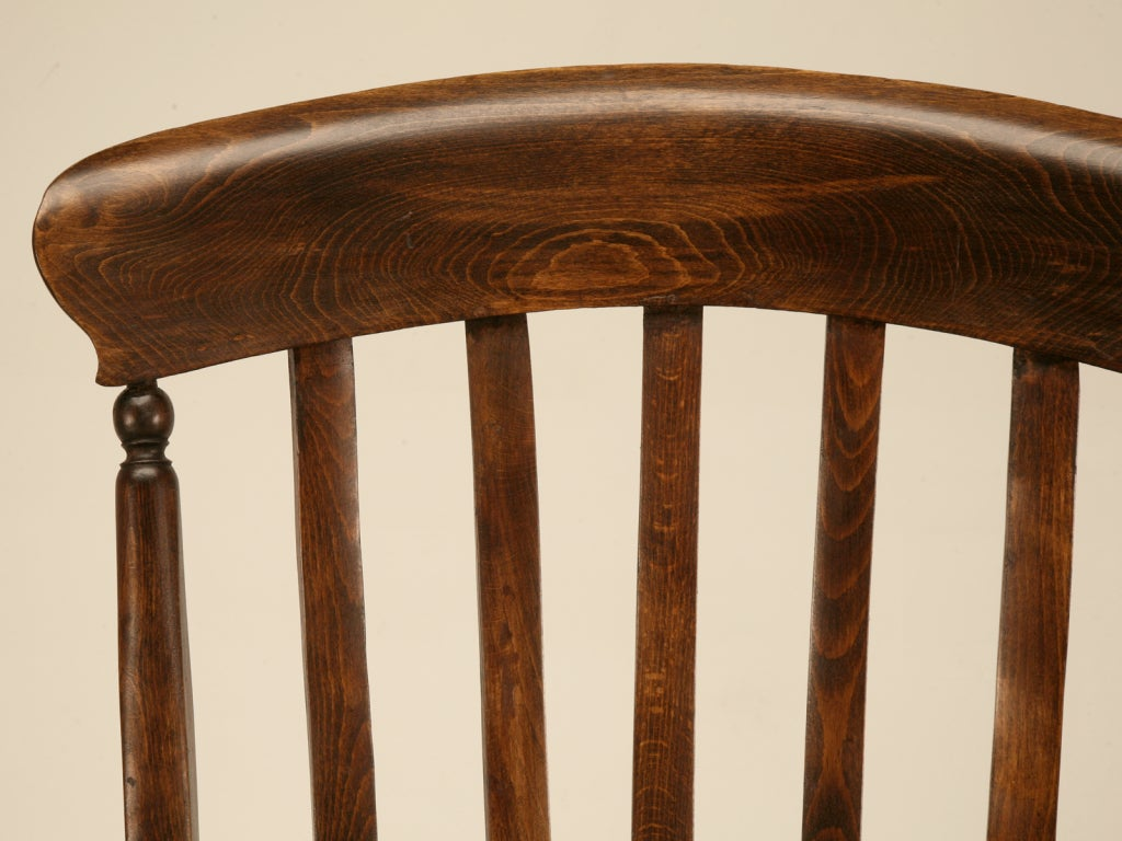 antique windsor chair identification posture for elderly magnificent pair of comb back arm chairs
