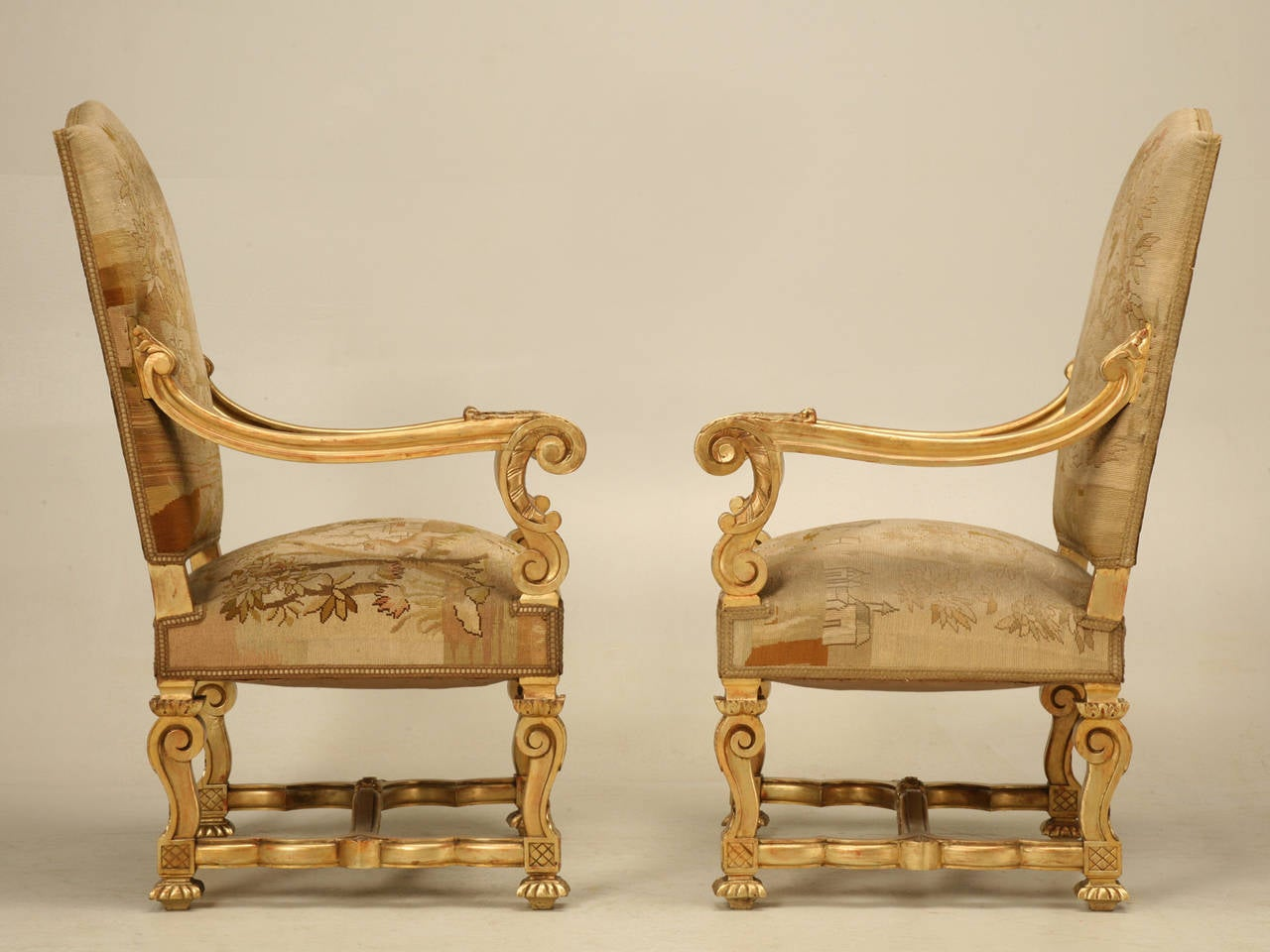 french antique chairs for sale office mesh chair gilded throne circa 1900