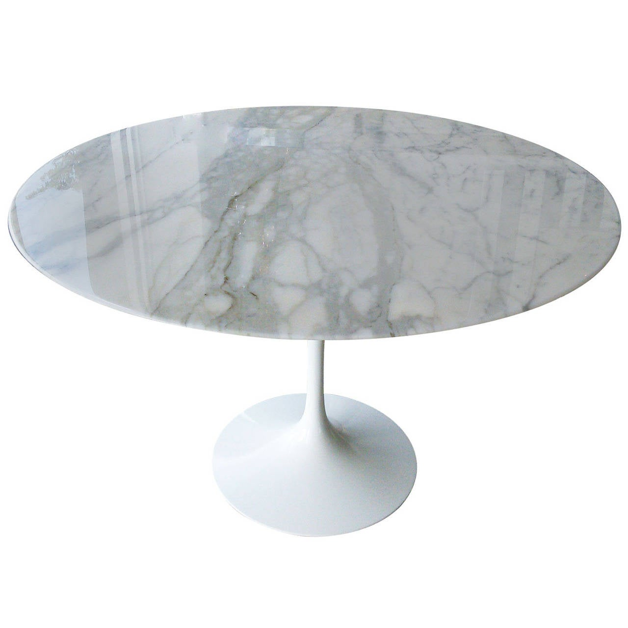tulip table and chairs nz luxury office melbourne eero saarinen for knoll white marble dining at 1stdibs