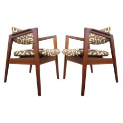 Wh Gunlocke Chair Used Nursing Mid Century Chairs By W H 1950s At 1stdibs
