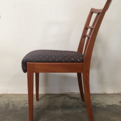 Set Of Six Dining Chairs For Sale Craigslist Kitchen Table And Paul Frankl Plus Four Room