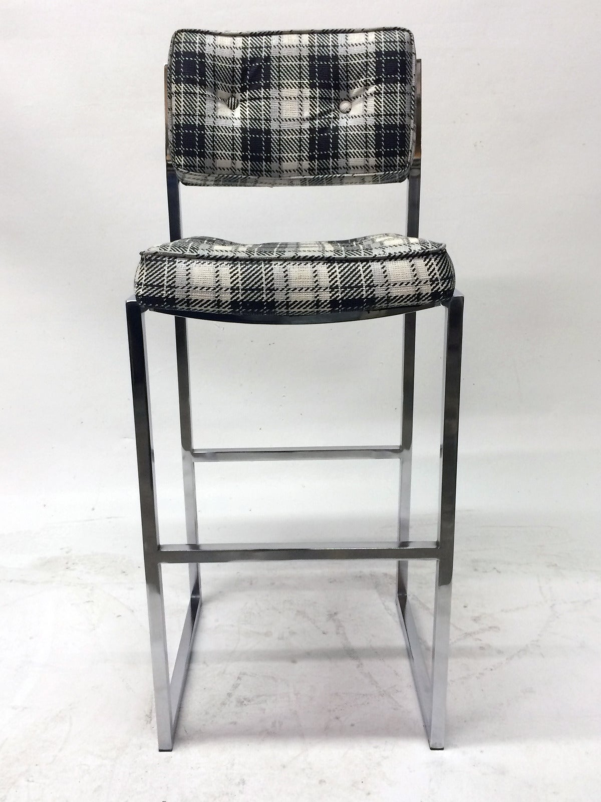 chromcraft chairs vintage chair ball game midcentury bar stools at 1stdibs