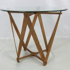 Spool Chair For Sale Sheepskin Covers Nz Antique Yarn Side Table At 1stdibs