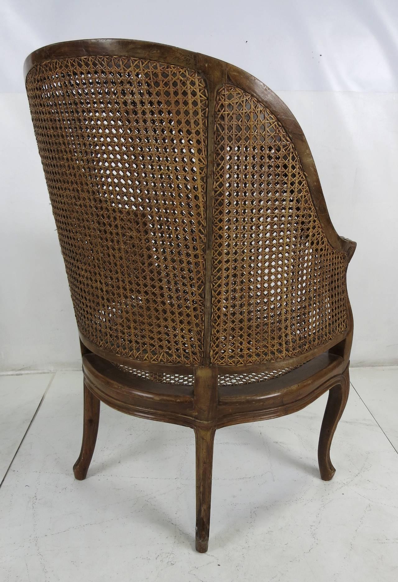 big chairs for sale fishing chair walmart large scale italian louis xv style barrel