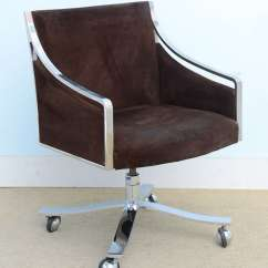 Mid Century Modern Desk Chair Small Comfortable Chairs Stow Davis Office At 1stdibs