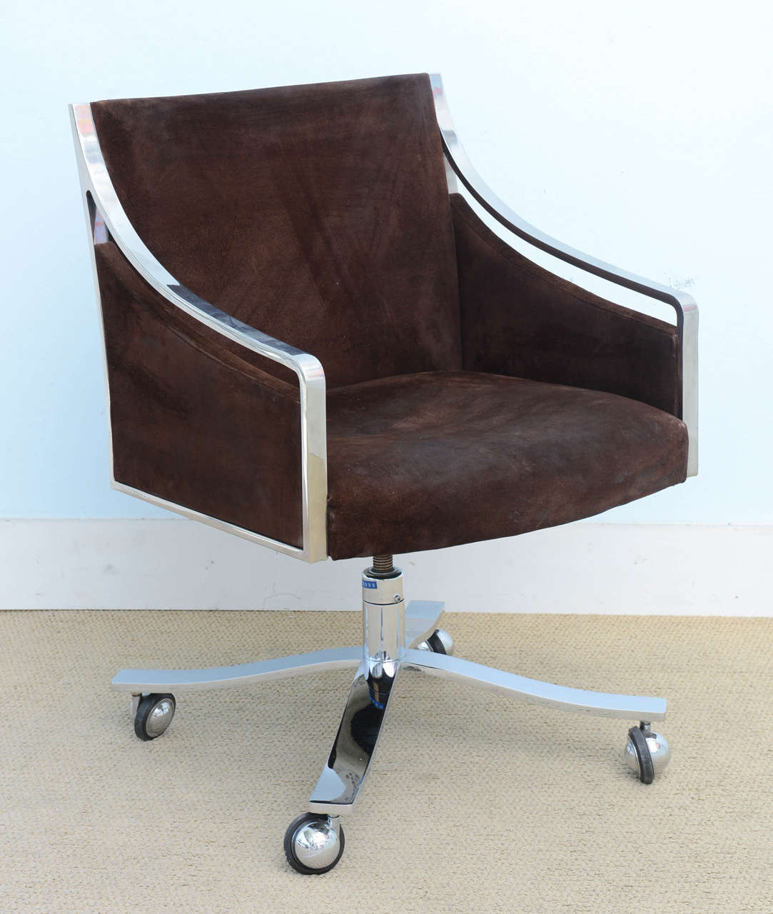 Mid Century Modern Office Chair Mid Century Modern Stow Davis Office Desk Chair At 1stdibs
