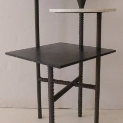 Steel Chair For Hotel Mario Bellini Philippe Starck Telephone Table From The Paramount