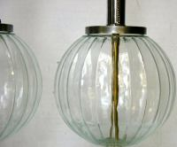 Molded Glass Table Lamps For Sale at 1stdibs