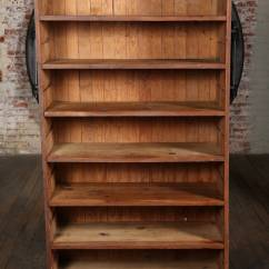 Bookshelf Chair For Sale Big And Tall Office Desk Chairs Vintage Wooden Bookcase At 1stdibs