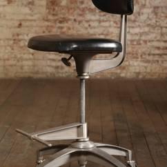 Shaw Walker Chair Pallet Adirondack Chairs Original Vintage Drafting Stools At 1stdibs